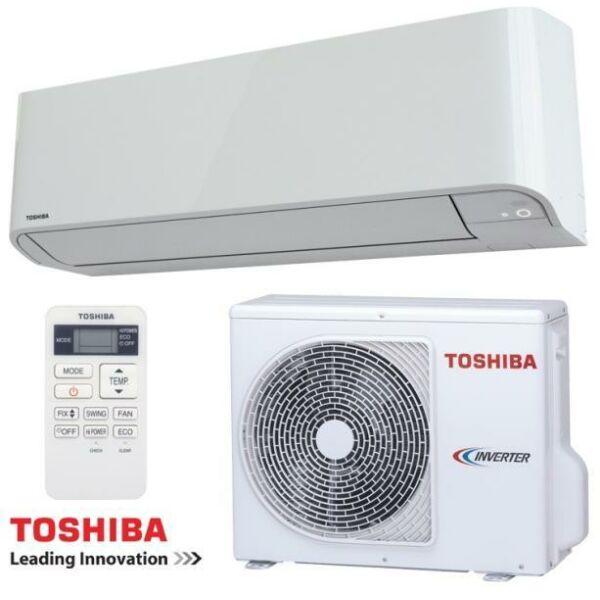 Toshiba Mirai RAS-B13BKVG-E / RAS-13BAVG-E1 oldalfali mono split klíma - 3.3 kW